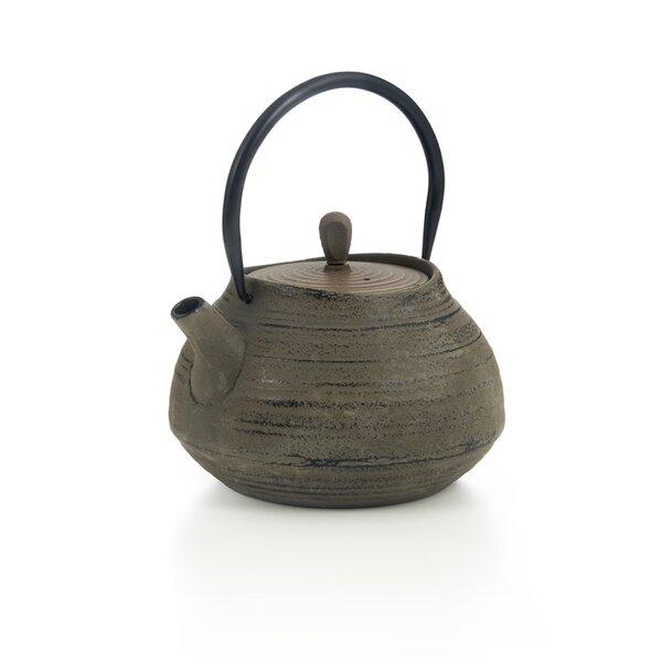 japanische Teekanne Gusseisen