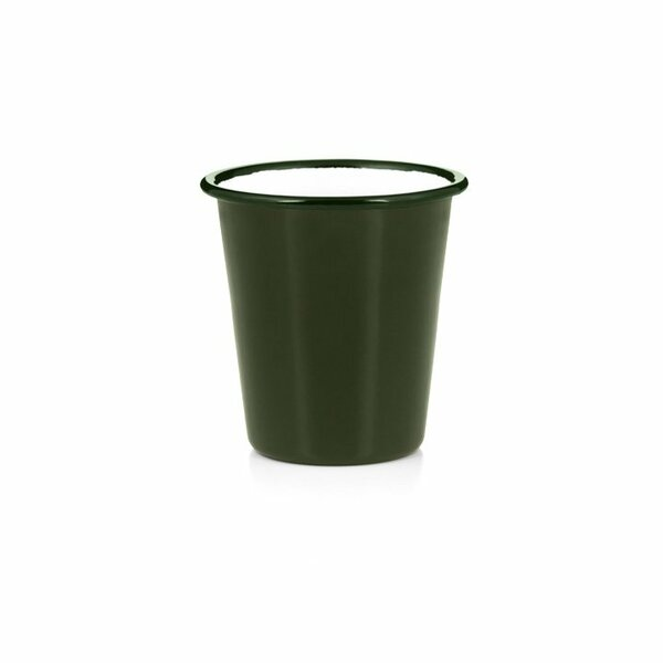 Falcon Emaille Tumbler Becher Sage