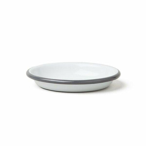 Falcon Emaille Saucen- und Dipschälchen  sauce dishes 14cm grau