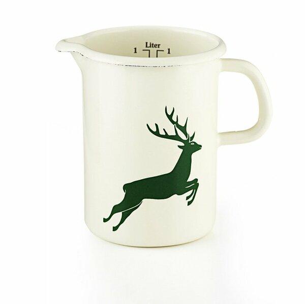 Riess Küchenmaß Hirsch Grün 1 Liter