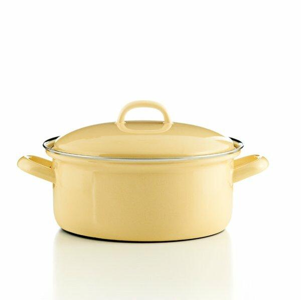 riess Kasserolle goldgelb 2,0 Liter pastell