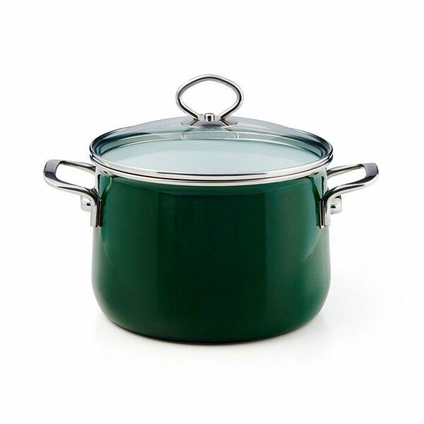 Riess Emaille Verde Fleischtopf 6,5 Liter top 3000