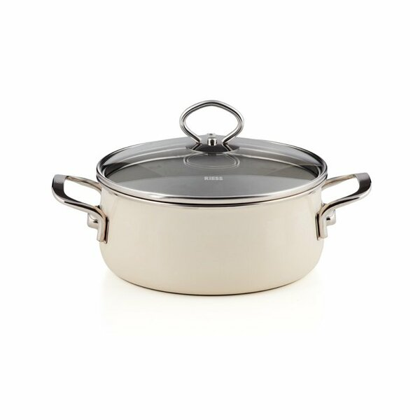 riess kasserolle Avorio 4 liter top 3000