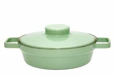 Pfanne mit Deckel 24cm Slow Green Aromapots