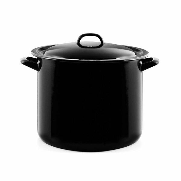 Riess Topf schwarz 20 Liter Riesen & Zwerge