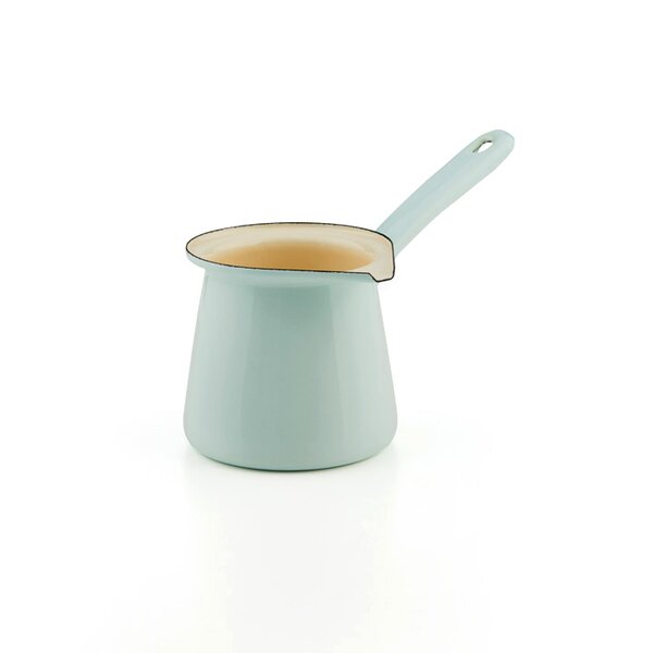 Riess Emaille Kaffekocher Kaffeekannen Mokkakanne Stieltopf