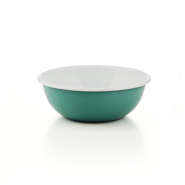 Riess Emaille Küchenschüssel grün 18cm Nature Green Medium