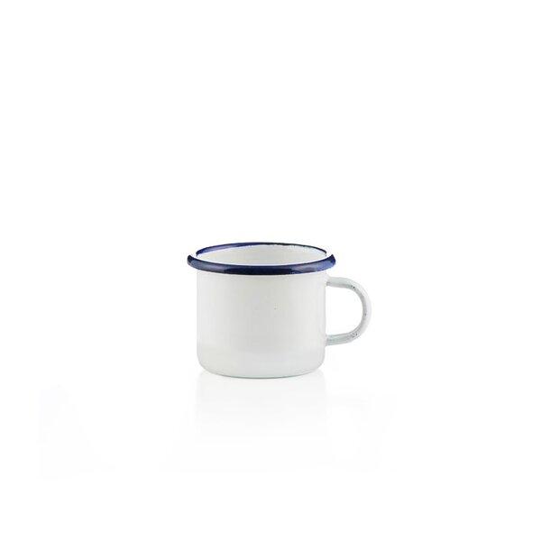 Emaille Espressotasse