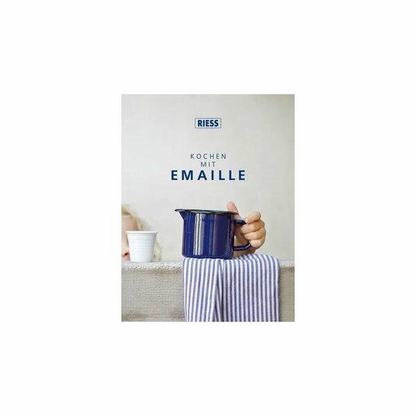 """Riess Kochbuch """"Kochen mit Emaille"""""""