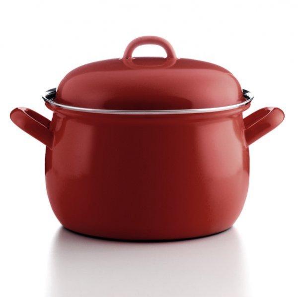 Fleischtopf rot 4,5 Liter
