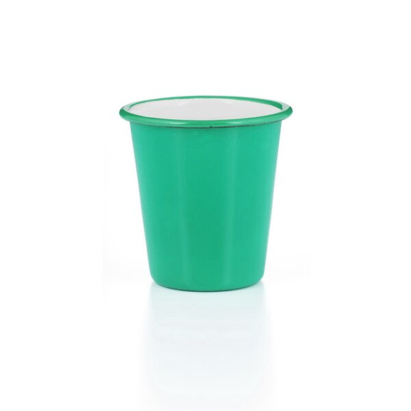 Falcon Emaille Becher Tumbler Spring Green