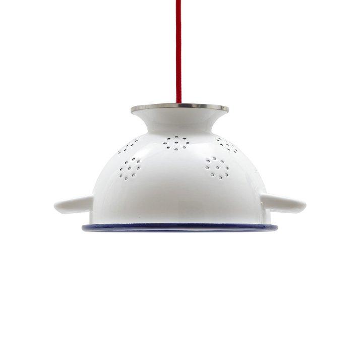nostalgie lichter ls classic lampenschirm metall wei smash. Black Bedroom Furniture Sets. Home Design Ideas