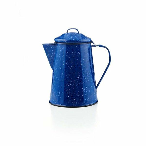 GSI Emaille Kaffeekanne 8 Tassen