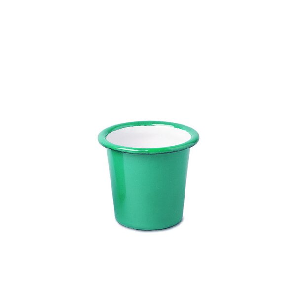 Falcon Emaille Mini Becher Tumbler Spring Green