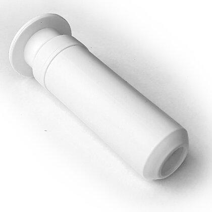 Vakuumpumpe für Emaille Behälter mit Aromadeckel