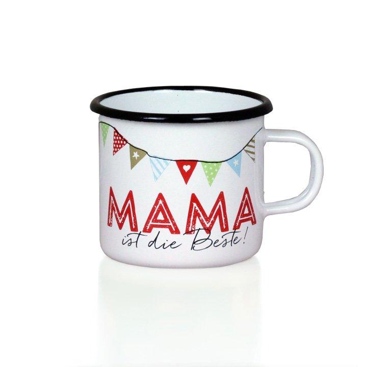 tasse mama ist die beste liv emaille online shop. Black Bedroom Furniture Sets. Home Design Ideas