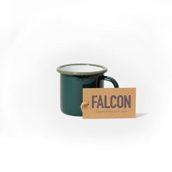 Falcon Emaille Espressotasse Espresso Tasse Samphire