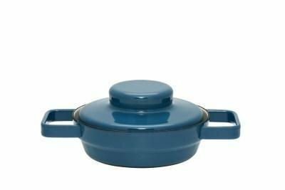 Pfanne mit Deckel 16cm Silent Blue Aromapots