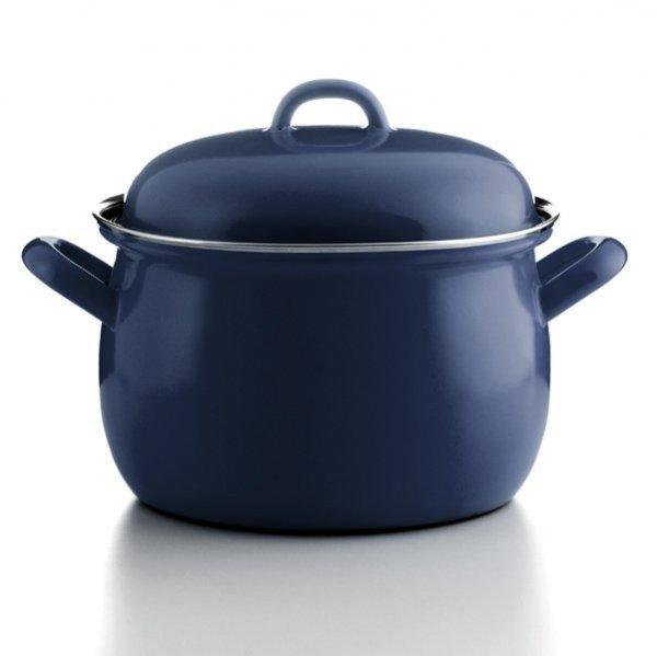 Fleischtopf blau 4,5 Liter