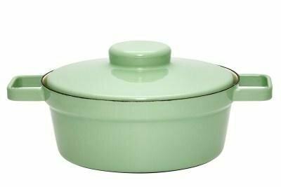 Kasserolle mit Deckel 24cm Slow Green Aromapots