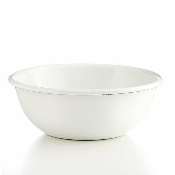 Riess Emaille Küchenschüssel weiß 18cm