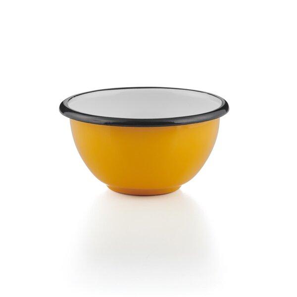 Emaille Schale Schüssel Schälchen Teeschale