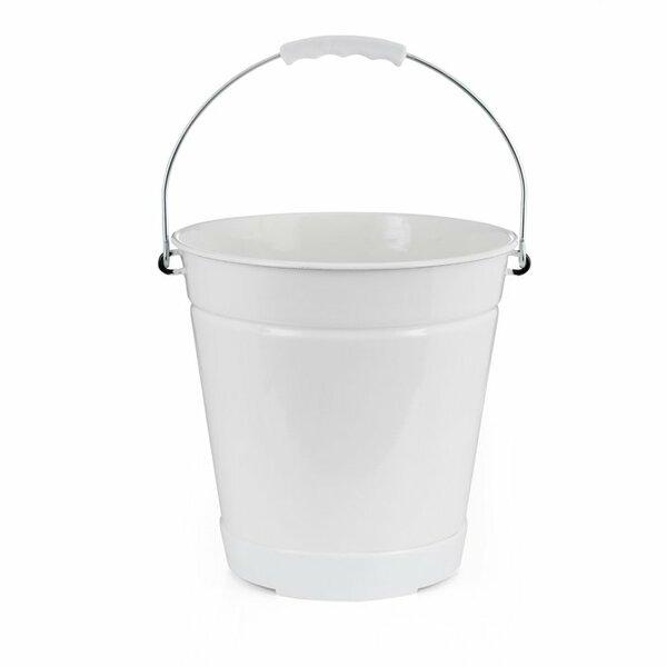 Riess Emaille Eimer Wassereimer 10 Liter