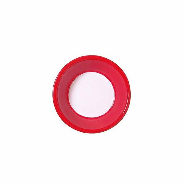 Variopinte Emaille Schüssel 17,5cm Red Cinnabar