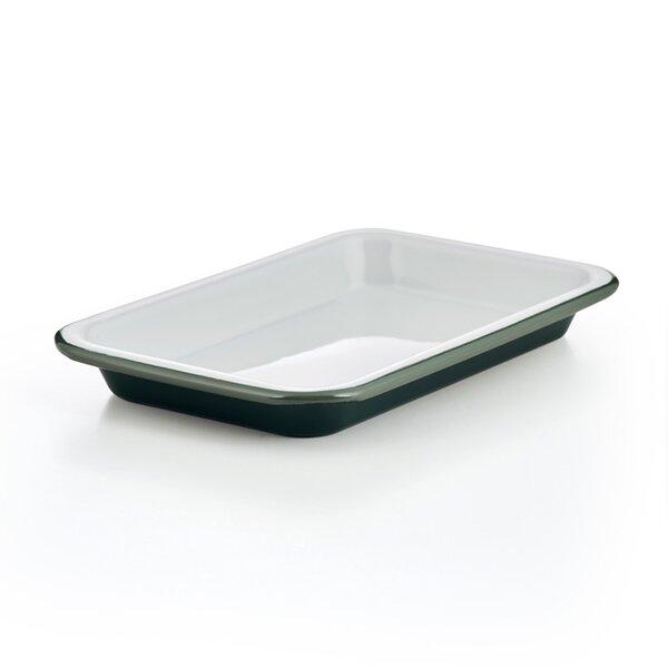 Falcon Emaille mini Tablett Samphire Small tray